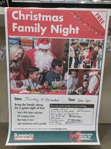Bunnings Christmas Family Night | Northmead @ Bunnings Northmead | Northmead | New South Wales | Australia
