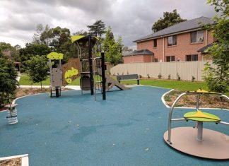 McMullen Avenue Park