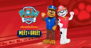 PAW Patrol - M&G Chase and Marshall | Top Ryde City @ Top Ryde City | Ryde | New South Wales | Australia