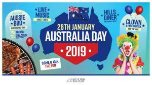 Australia Day Castle Hill RSL @ Castle Hill RSL | Castle Hill | New South Wales | Australia