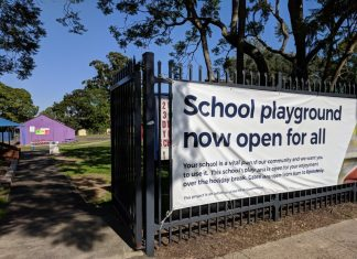 Share Our Space Rydalmere PS