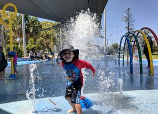 Free Water Fun Parramatta