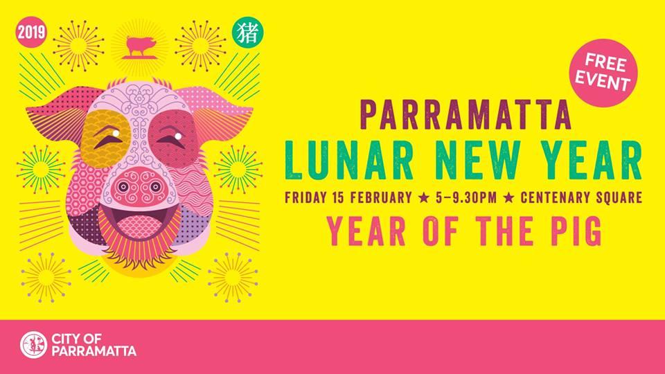 Parramatta's Lunar New Year