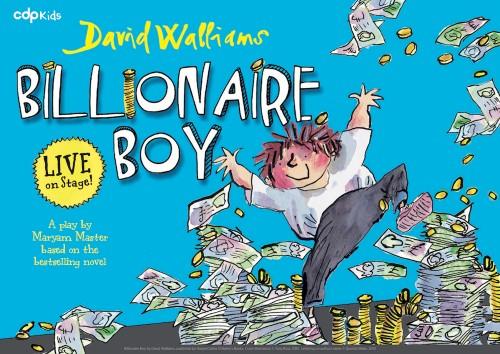 Billionaire Boy Live on Stage Riverside Theatres
