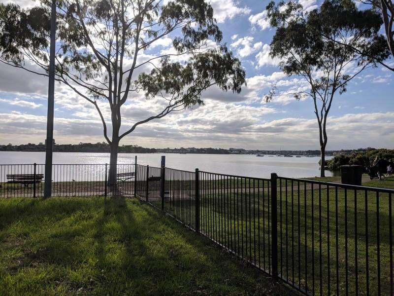 Halliday Park Five Dock