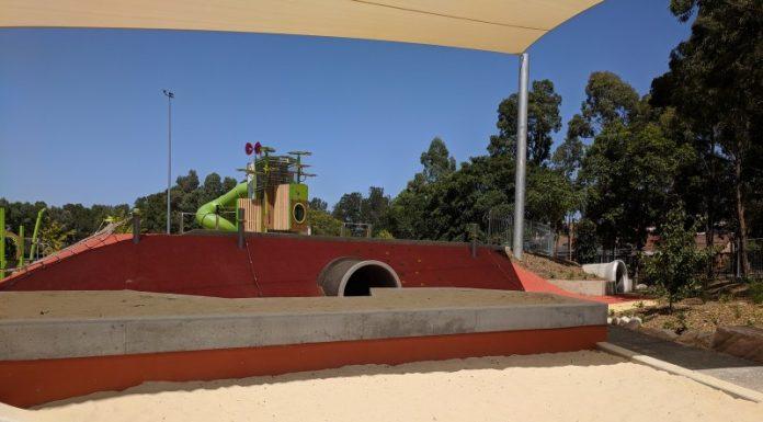 Ollie Webb Reserve Livvi's Place Parramatta