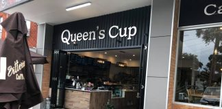 Queen's Cup Cafe Oatlands