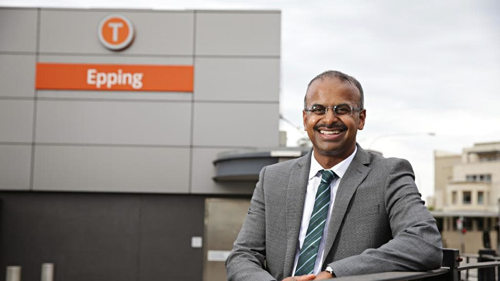 Alan Mascarenhas Epping electorate state election