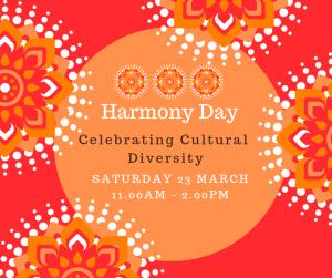 Harmony Day | Lidcombe Centre @ Lidcombe Centre | Lidcombe | New South Wales | Australia