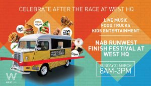 NAB RunWest and Finish Festival | Rooty Hill @ West HQ | Rooty Hill | New South Wales | Australia