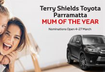 Parramatta Mum of the Year