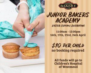 Junior Bakers Academy | Glenorie Bakery @ Glenorie Bakery | Glenorie | New South Wales | Australia