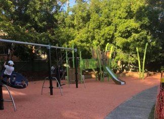 Meehan Street Park Wallawa Reserve Granville