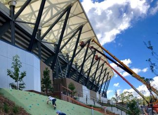 Bankwest Stadium Playground Parramatta