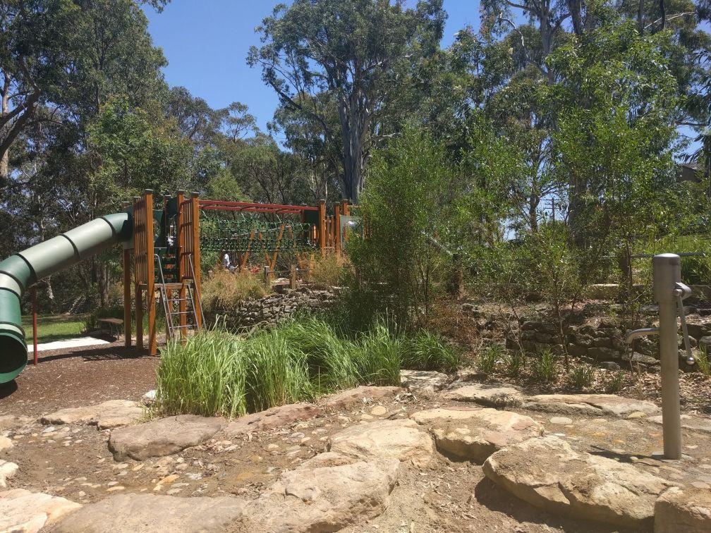 Memorial Park Meadowbank