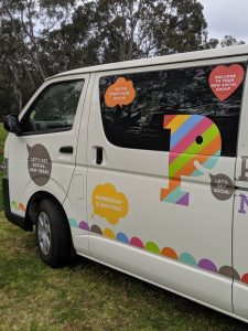 Playgroup NSW Play Van Visits Harris Park @ Rosella Park | Harris Park | New South Wales | Australia