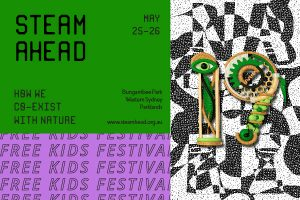Steam Ahead - Kids Festival | Bungarribee Park @ Bungarribee Park | Bungarribee | New South Wales | Australia