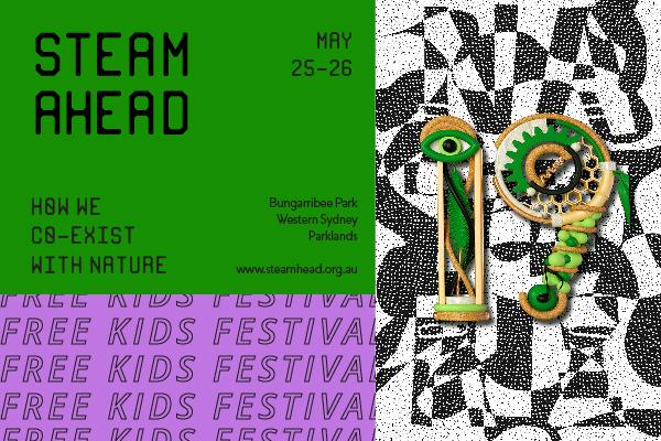 Steam Ahead - Kids Festival