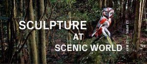 Sculpture at Scenic World 2019 @ Scenic World | Katoomba | New South Wales | Australia