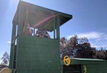 Kookaburra Farmstay playground