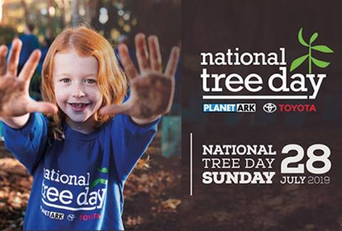 Parramatta's National Tree Day