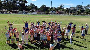 Go4Fun School Holiday Sessions | Eastwood @ Upper Oval, Eastwood Park (near the grandstand), Lakeside Rd, Eastwood | Eastwood | New South Wales | Australia