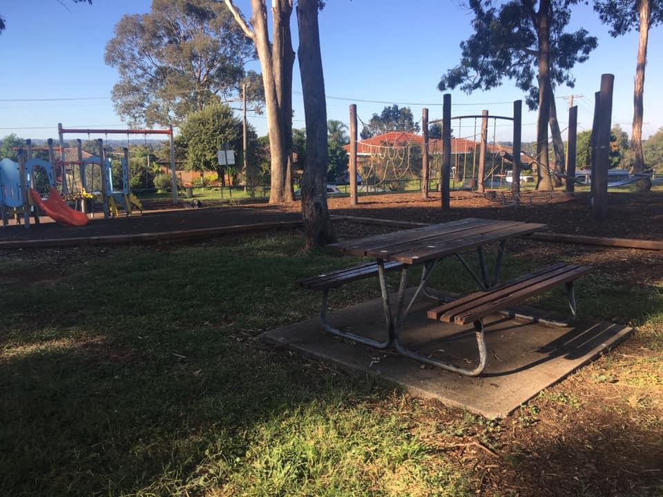 Valencia Park Toongabbie