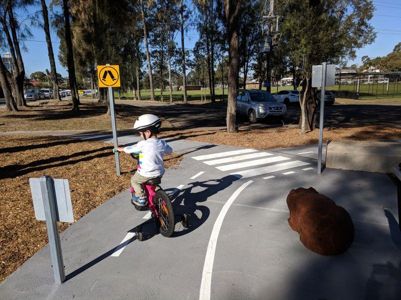 Jones Park Parramatta Merrylands