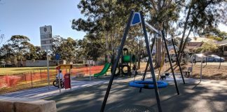 Jones Park Parramatta Merrylands