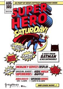Superhero Week | Greystanes Hotel @ Greystanes Hotel | Greystanes | New South Wales | Australia