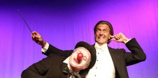 The Conductor and the Clown Spot On Children's Festival