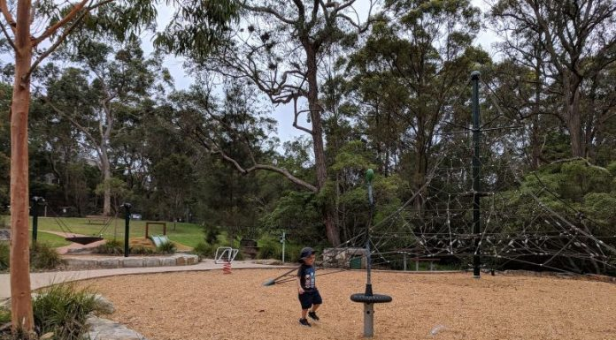 OH Reid Memorial Park Chatswood West
