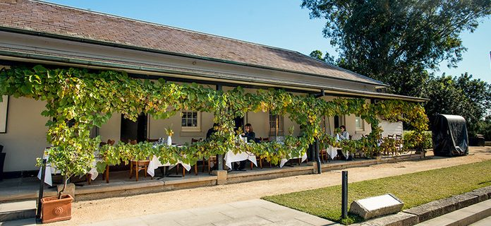 Lachlan's Old Government House Parramatta Women's Shelter