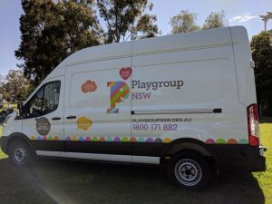 Playgroup NSW Play Van Visits Parramatta CBD @ Jubilee Park | Parramatta | New South Wales | Australia