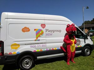 Playgroup NSW Play Van Visits Toongabbie @ McCoy Park | Seven Hills | New South Wales | Australia