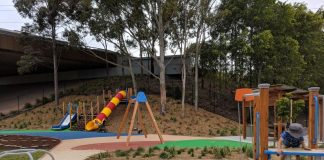 Ismay Reserve Homebush