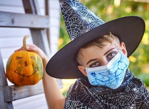 Halloween 2020 covid style