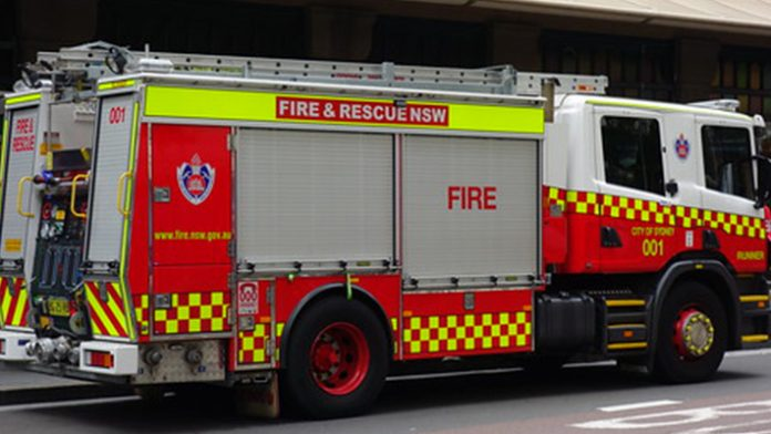 Special Storytime: Fire Service NSW