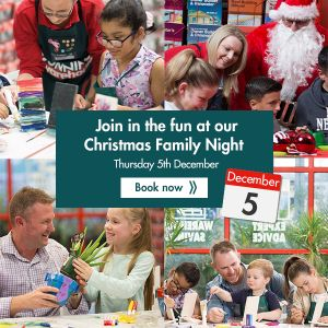 Bunnings Christmas Family Fun Night
