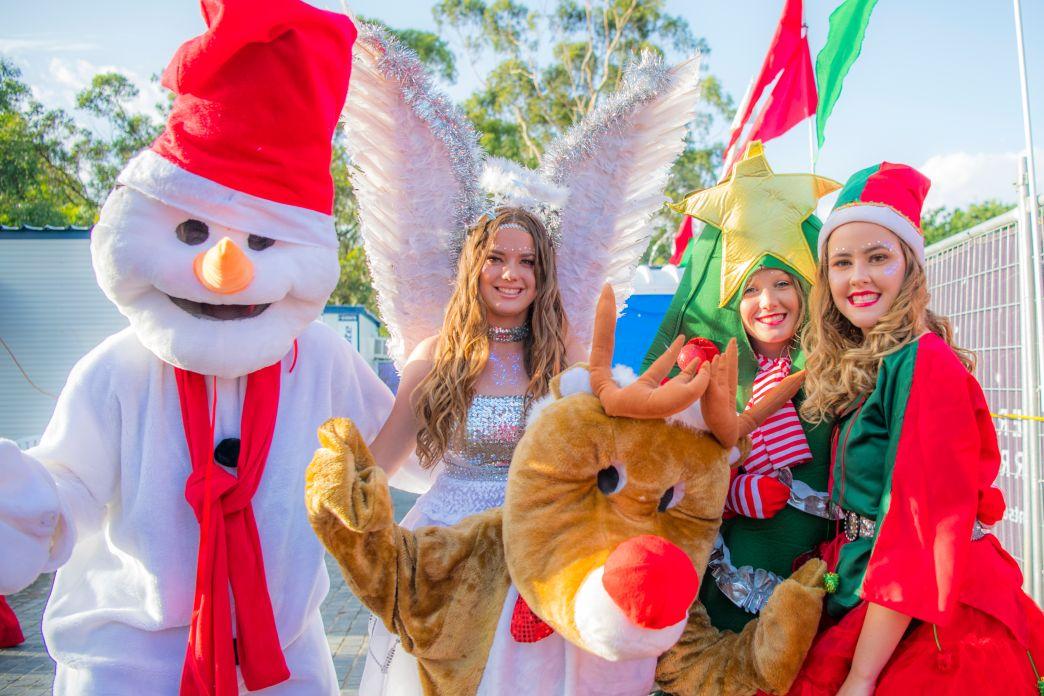 Carols in the Crescent Parramatta Park