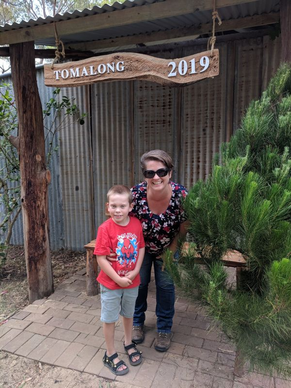 Tomalong Christmas Tree Farm