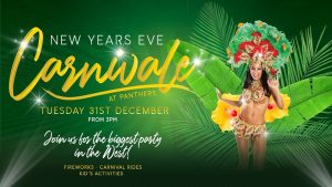 New Years Eve Carnivale | Penrith Panthers @ Penrith Panthers | Penrith | New South Wales | Australia