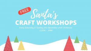 Santa's Christmas Craft Workshops | Strathfield Plaza @ Strathfield Plaza | Strathfield | New South Wales | Australia