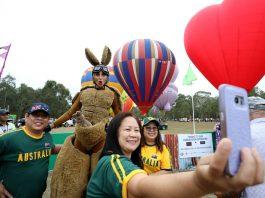 Parramatta's Australia Day