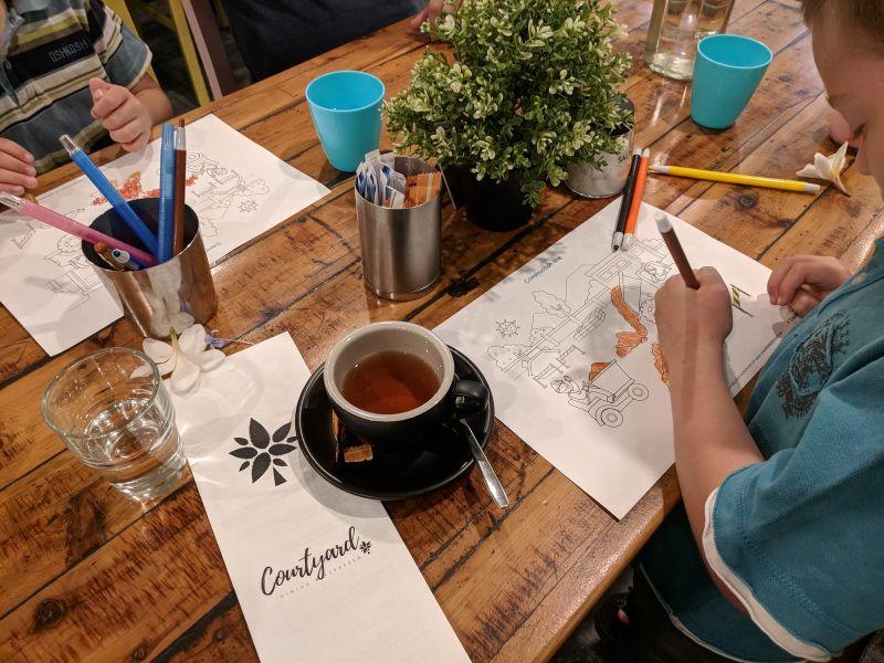 Courtyard Dining & Espresso Telopea
