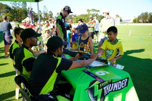 Sydney Thunder Junior Cricket Super Clinic | North Parramatta @ Richie Benaud Oval | North Parramatta | New South Wales | Australia