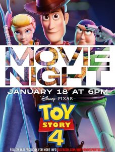 Toy Story 4 on the Big Outdoor Screen | North Ryde Sports Club @ North Ryde Sports Club | Marsfield | New South Wales | Australia