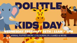 Dolittle Kids Day | Club Parramatta @ Club Parramatta | Parramatta | New South Wales | Australia