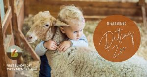 Monthly Petting Zoo - Butcher and the Farmer | Meadowbank @ Butcher and the Farmer Meadowbank | Ryde | New South Wales | Australia