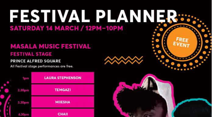 Parramasala Multicultural Festival Parramatta